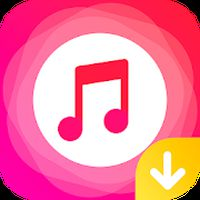 Free Music Download:music downloader music player APK Icon