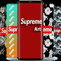 Supreme Art Wallpaper apk icon
