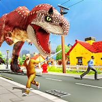 Dinosaur Simulator Rampage Simgesi