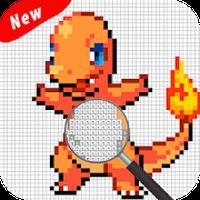 Pokees Coloring by Pixel & Numbers Sandbox Art APK Icon