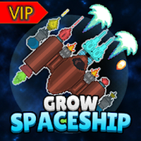 Ikona Grow Spaceship VIP - Galaxy Battle