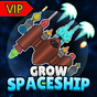 Grow Spaceship VIP - Galaxy Battle 3.8
