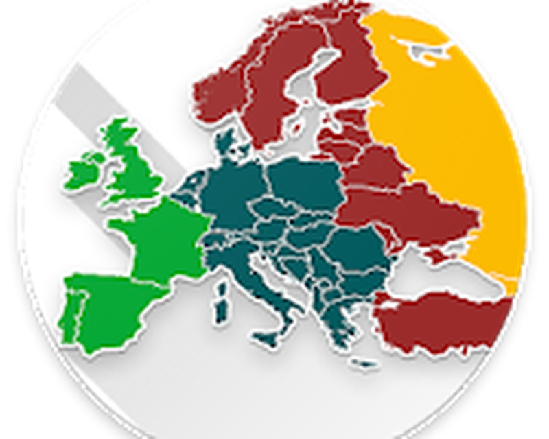 Europe Map Quiz - European Countries and Capitals Android ...