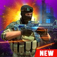 Ícone do Combat Strike: Gun Shooting - Online FPS War Game