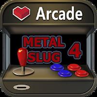 Icône apk Code metal slug 4 arcade