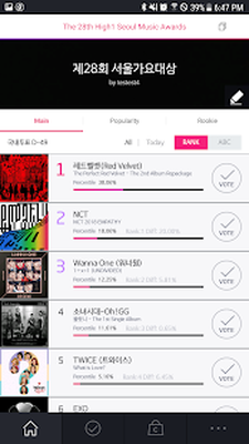 The 28th SMA Official Voting App for ASEAN Android - Free