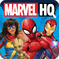 Marvel HQ – Games, Trivia, and Quizzes icon