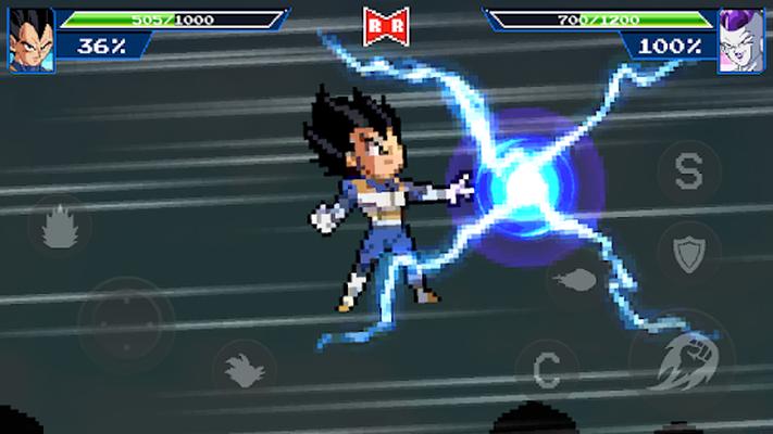 Baixar Saiyan Prince: The Way of legend 1 0 APK Android grátis