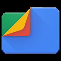 Ícone do Files do Google: libere espaço no seu celular