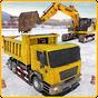 Snow Heavy Excavator Machine Simulator 1.1.3
