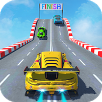 Extreme City GT Car Stunts Simgesi