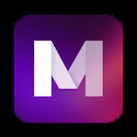 Ícone do Leitor de mangá Mandrasoft