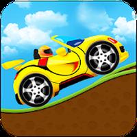 Yokuş yukarı tırmanma araba yarış oyunları: bebek APK Simgesi