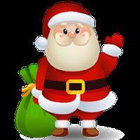 Kerststickers voor WhatsApp - WAStickerApps APK icon