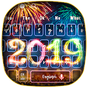 2019 Happy New Year Keyboard Theme 10001003