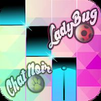 Ladybug Catnoir Piano Magic APK icon