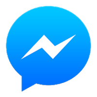 Ícone do Messenger