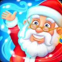 Icône de Ferme de Noël du Père Noël