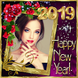 New Year 2019 Photo Frames , 2019 Greetings Cards 1.0.0