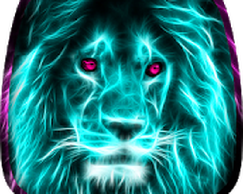 Neon Animals Wallpaper Android Free Download Neon