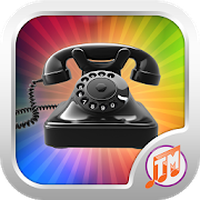 Ícone do Toque de Telefone Antigo