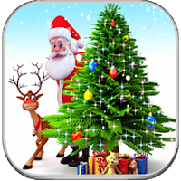 3d Merry Christmas Wallpaper Android Free Download 3d Merry