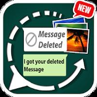 WhatsDeleted (View Delete Messages) apk icon