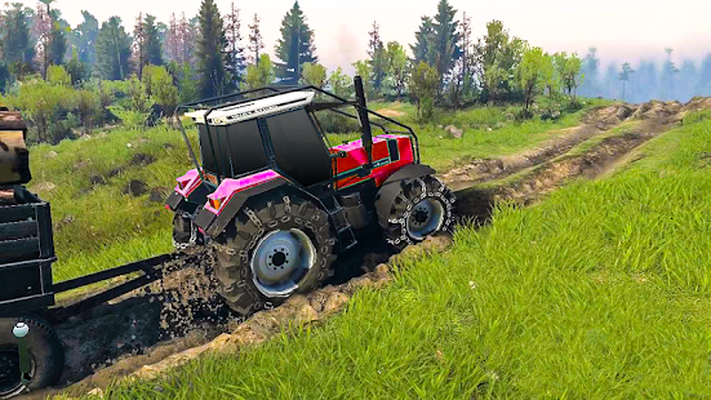 tractor pull game download for android