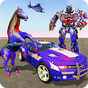 Multi Robot Transforming : Wild Horse Police Car 1.0.6