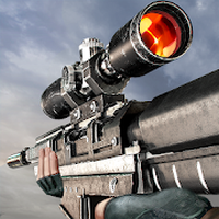 Sniper 3D Assassin: Free Games Simgesi