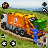 Ikon Truk Sampah Offroad: Dump Truck Driving Games