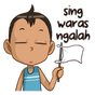 Jawa Punya Stickers For WhatsApp/Sticker WA 1.2 APK