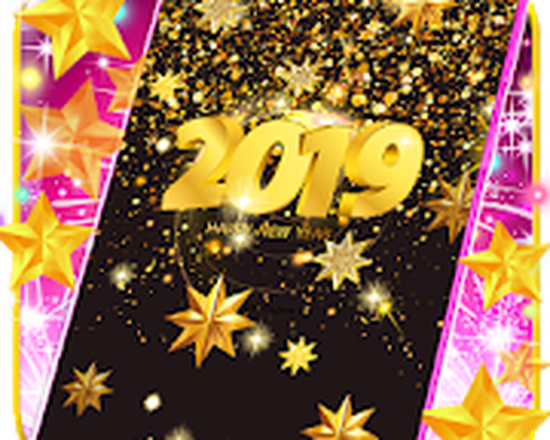 Happy new year 2019 live wallpaper Android - Free Download