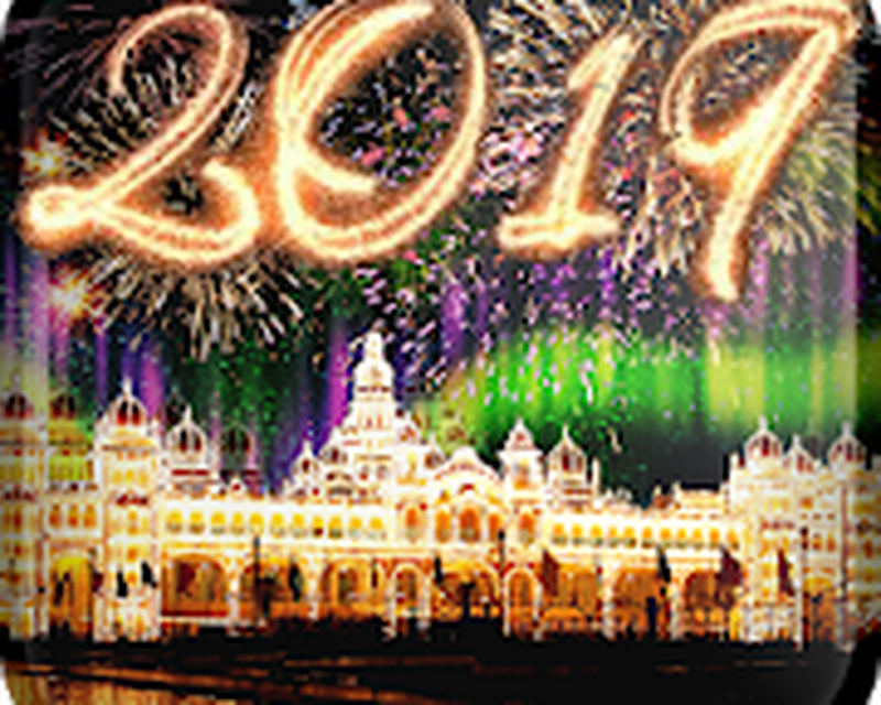 (+14) New Year Live Wallpaper Apps Android Keren Abis