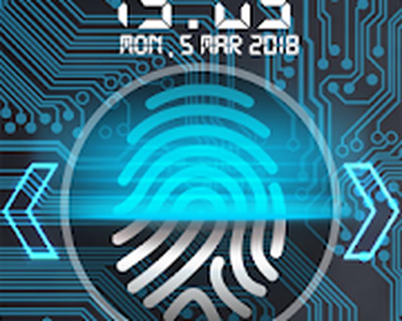 Fingerprint lock screen Android - Free Download Fingerprint