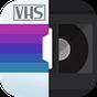 RAD VHS- Glitch Camcorder VHS Vintage Photo Editor