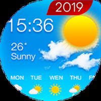 Icoană apk Prognoza meteo & Radar - aplicație gratuită