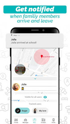 iMapp - Find My Friends Android - Free Download iMapp - Find