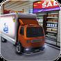 Truk transportasi kargo kargo mengemudi simulator 1.2