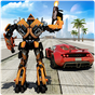 Gangster Super Transform Robot Flying Car Robo War 1.0.2