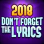 Don't Forget the Lyrics 2 7.2.0
