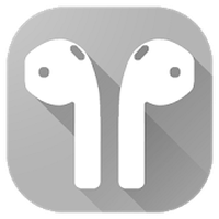 AirBuds Popup - airpods battery app 아이콘