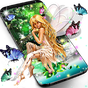 Forest fairy magical night live wallpaper 9.4
