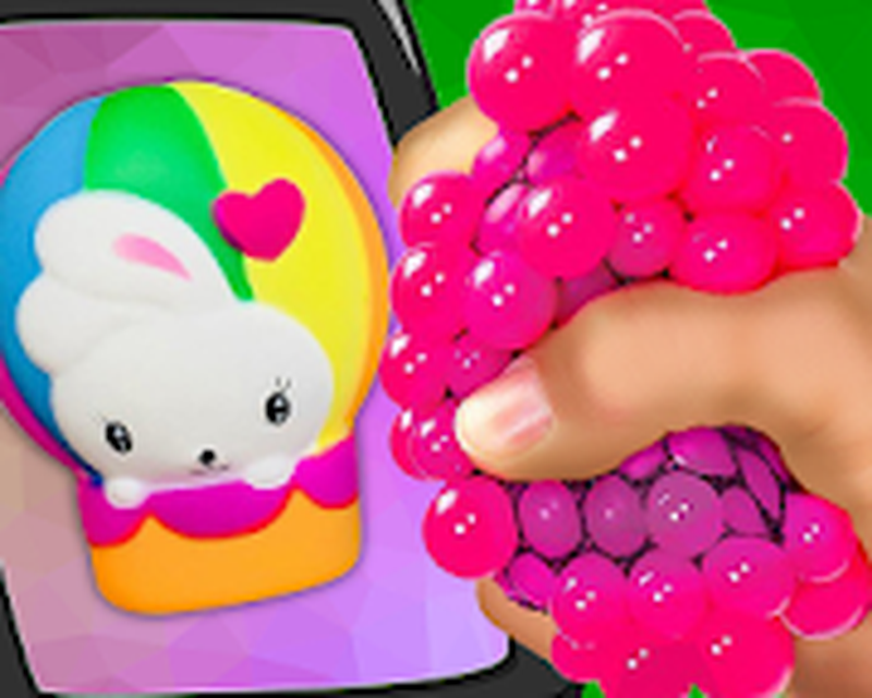 Diy Stress Ball Slime Maker Squishy Toy Android