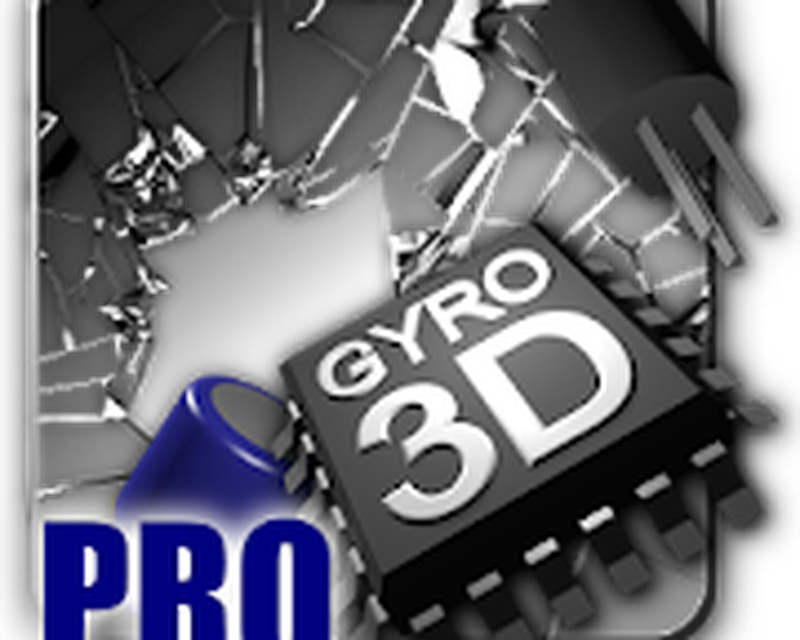 Cracked Screen Gyro 3D PRO Parallax Wallpaper HD Android