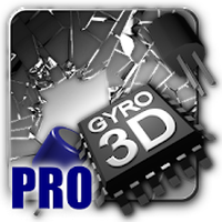 Иконка Cracked Screen Gyro 3D PRO Parallax Wallpaper HD
