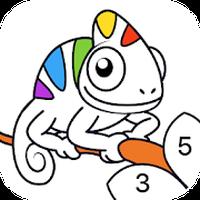 Ícone do Chamy - Pintar por números