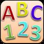 Alphabet & Number for Nursery 2.2