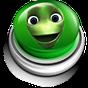 Green alien dance button 1.1