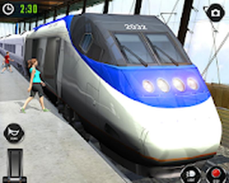 Train Driving Simulator: Train Games 2019 Android - Free